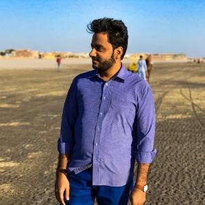 Savvy Specialist Anas Naseem