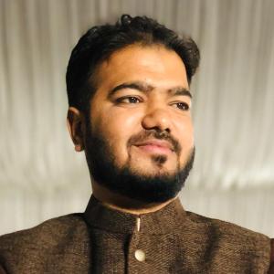 Savvy Specialist Luqman Saeed