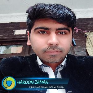 Savvy Specialist Haroon Zaman