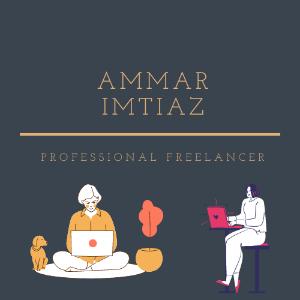 Savvy Specialist Ammar Imtiaz